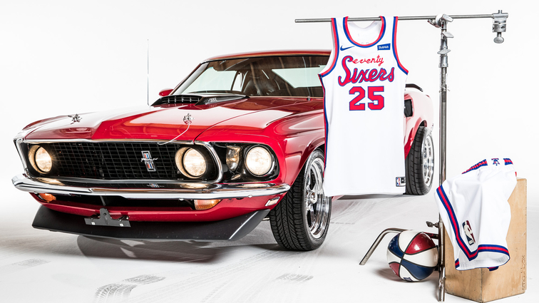 Sixers officially unveil new classic edition jersey for 2019-20 season
