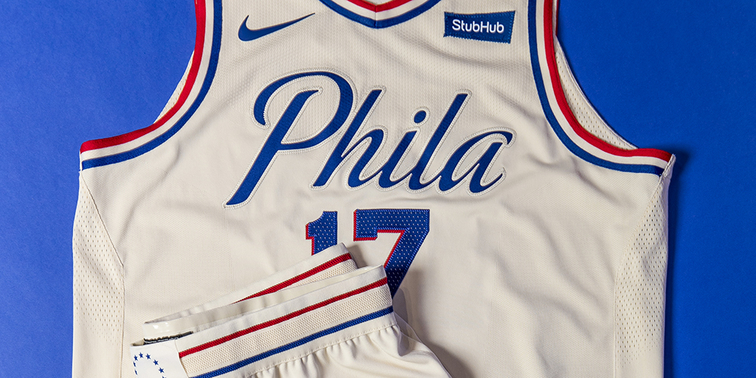 2c0ea3a103d Sixers Unveil New  City Edition  Uniform