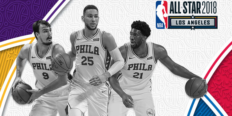 Simmons, Mitchell and young National Basketball Association phenoms set for Rising Stars
