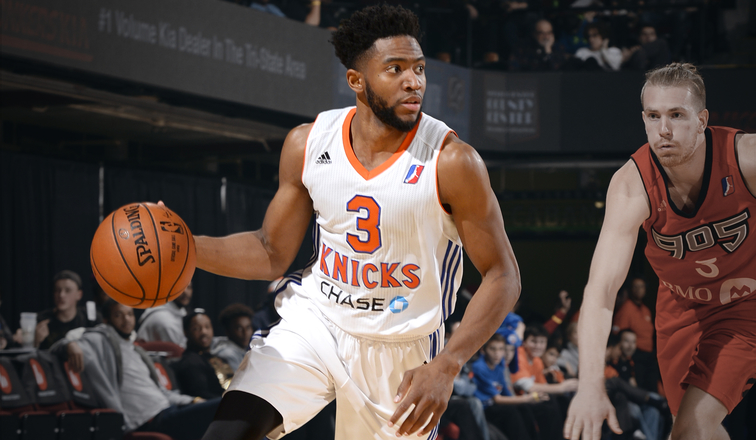76ers to Sign Chasson Randle to 10-Day Contract