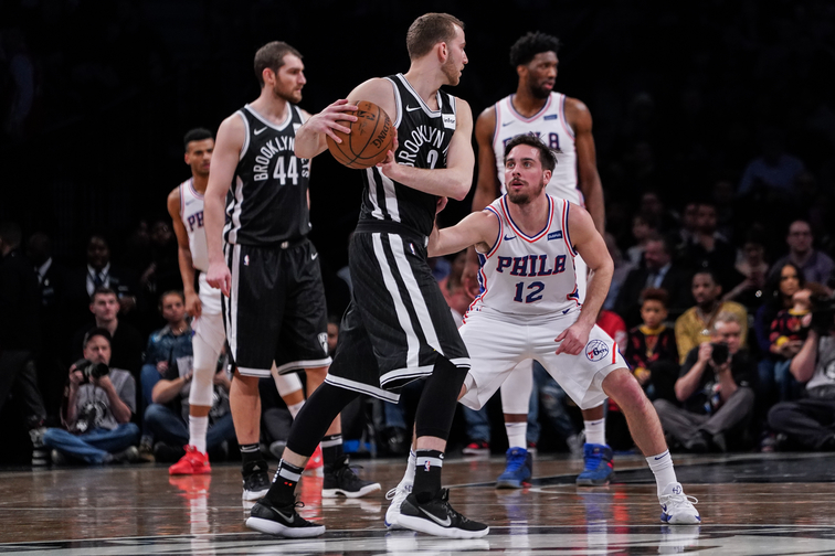 Photos | Sixers at Nets (1.31.18)