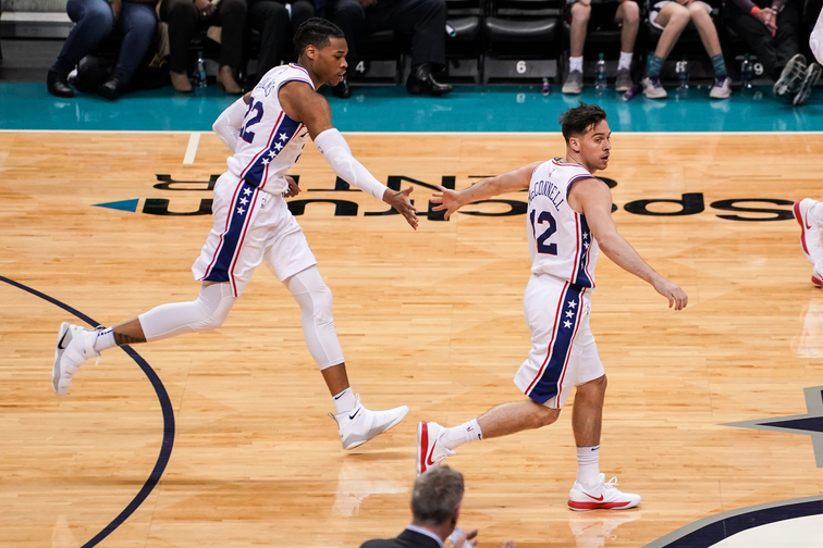 Philadelphia 76ers Exercise Contract Options for T.J. McConnell and Richaun  Holmes 8d65b4f9b