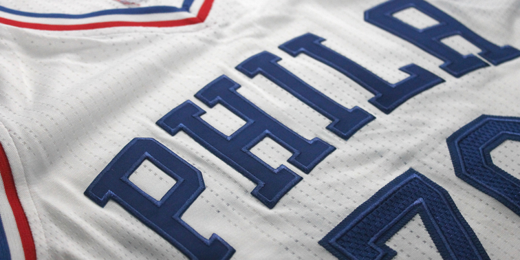 09524d042b1 Sixers Unveil New Uniforms To Extend Brand Identity Update ...