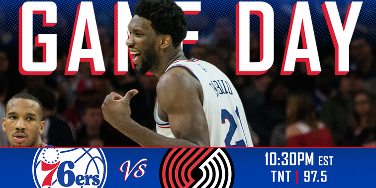 Philadelphia 76ers vs. Portland Trail Blazers: Lineups, preview & prediction 12/28/17
