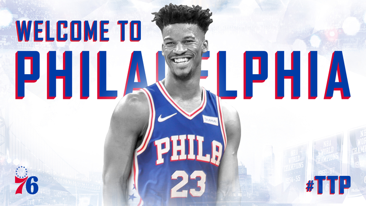 Image result for 76ers jimmy butler