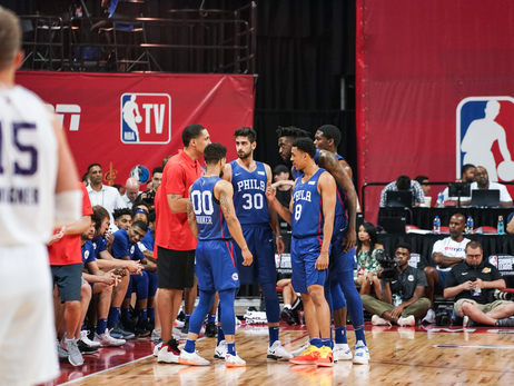 Photos | Summer League vs Los Angeles (7.7.18)