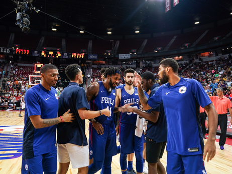 Photos | Summer League vs Phoenix (7.12.18)
