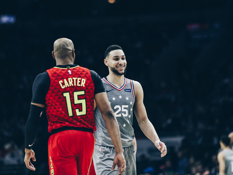 Photos | 76ers vs Hawks (1.11.19)