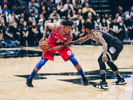 Photos | 76ers @ Kings (2.2.19)