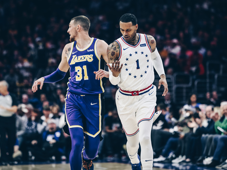 Photos | 76ers vs Lakers (2.10.19)