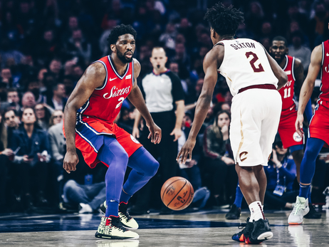 Photos | 76ers vs Cavaliers (3.12.19)