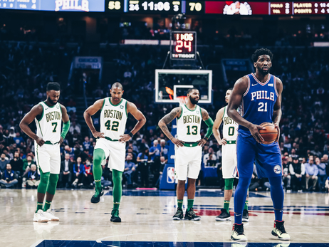 Photos | 76ers vs Celtics (3.20.19)