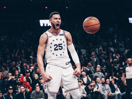Photos | Game III vs Brooklyn Nets (4.18.19)
