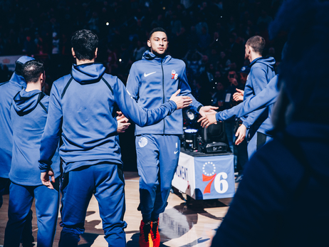 Photos | 76ers vs Suns (11.19.18)