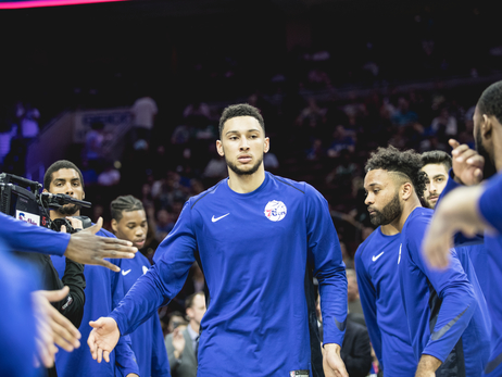 Photos | Sixers vs Celtics (10.6.17)