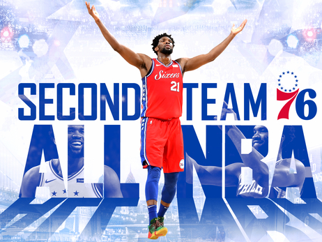 Embiid's Historic Season Leads to Second All-League Selection