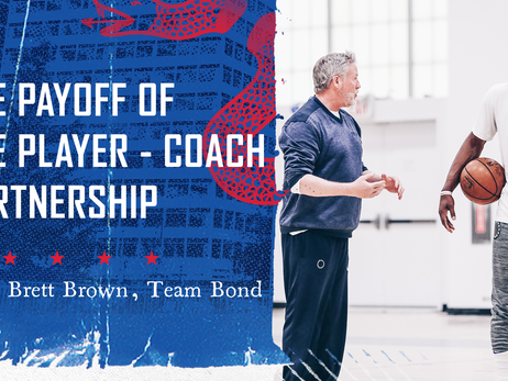The Payoff of the Player - Coach Partnership