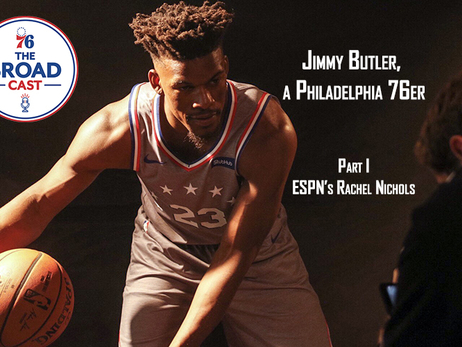 The BroadCast | Jimmy Butler, a Philadelphia 76er