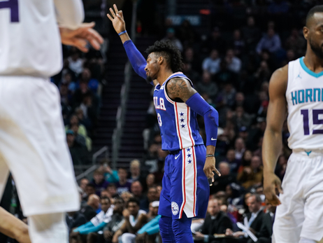 Photos | Sixers vs Hornets (3.6.18)