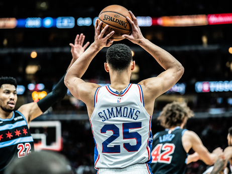 Photos | 76ers @ Bulls (3.6.2019)