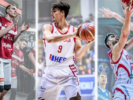 Summer 76 | International Trio Competing in FIBA World Cup Qualifiers
