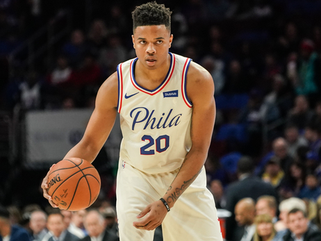 State of the 76ers | For Fultz, an Off-Season of Promise