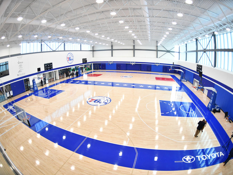 Philadelphia 76ers Training Complex