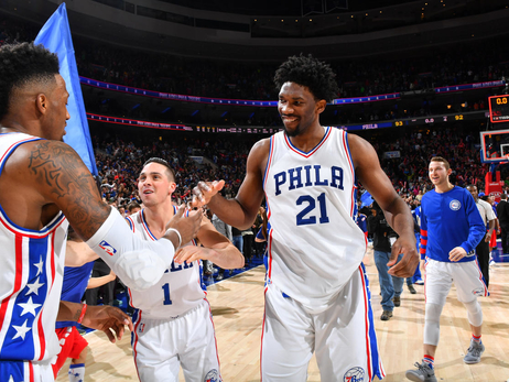 Seltzer's Notebook: Colangelo Sees Progress, Team Adjusting Without Embiid