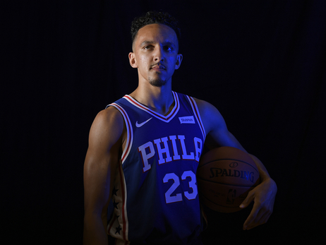 Photos | Landry Shamet Rookie Photo Shoot