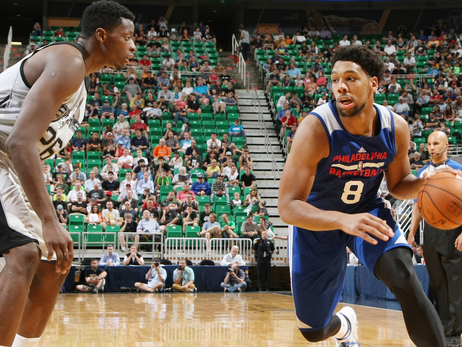 Okafor Turns Heads In Summer Debut; Sixers Fall 74-71