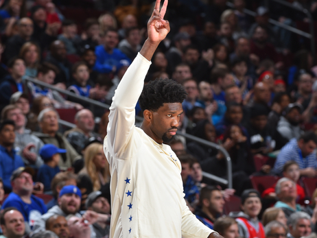Embiid Named All-NBA Second Team