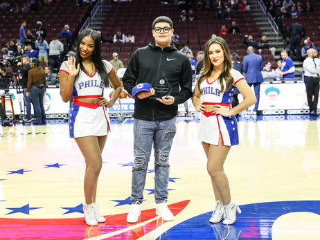 Photos | 2018-19 Tip of the Cap Awardees