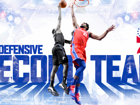 Latest All-Defensive Honor Reinforces Embiid's Elite Impact