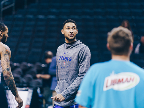 Photos | 76ers @ Hornets (3.19.19)