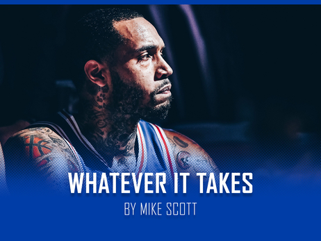 Whatever It Takes by Mike Scott