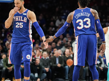 Photos | Sixers vs Hornets (3.19.18)