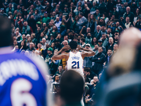 Photos | 76ers @ Bucks (3.17.19)