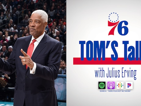 TOM's Talks | Julius Erving