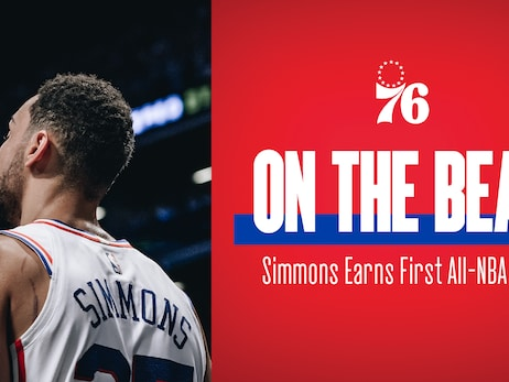 Simmons Earns First All-NBA Nod