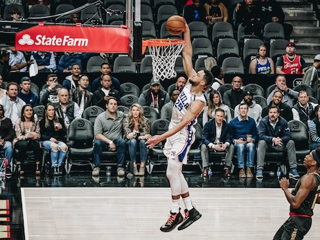 Photos | 76ers @ Hawks (1.30.20)