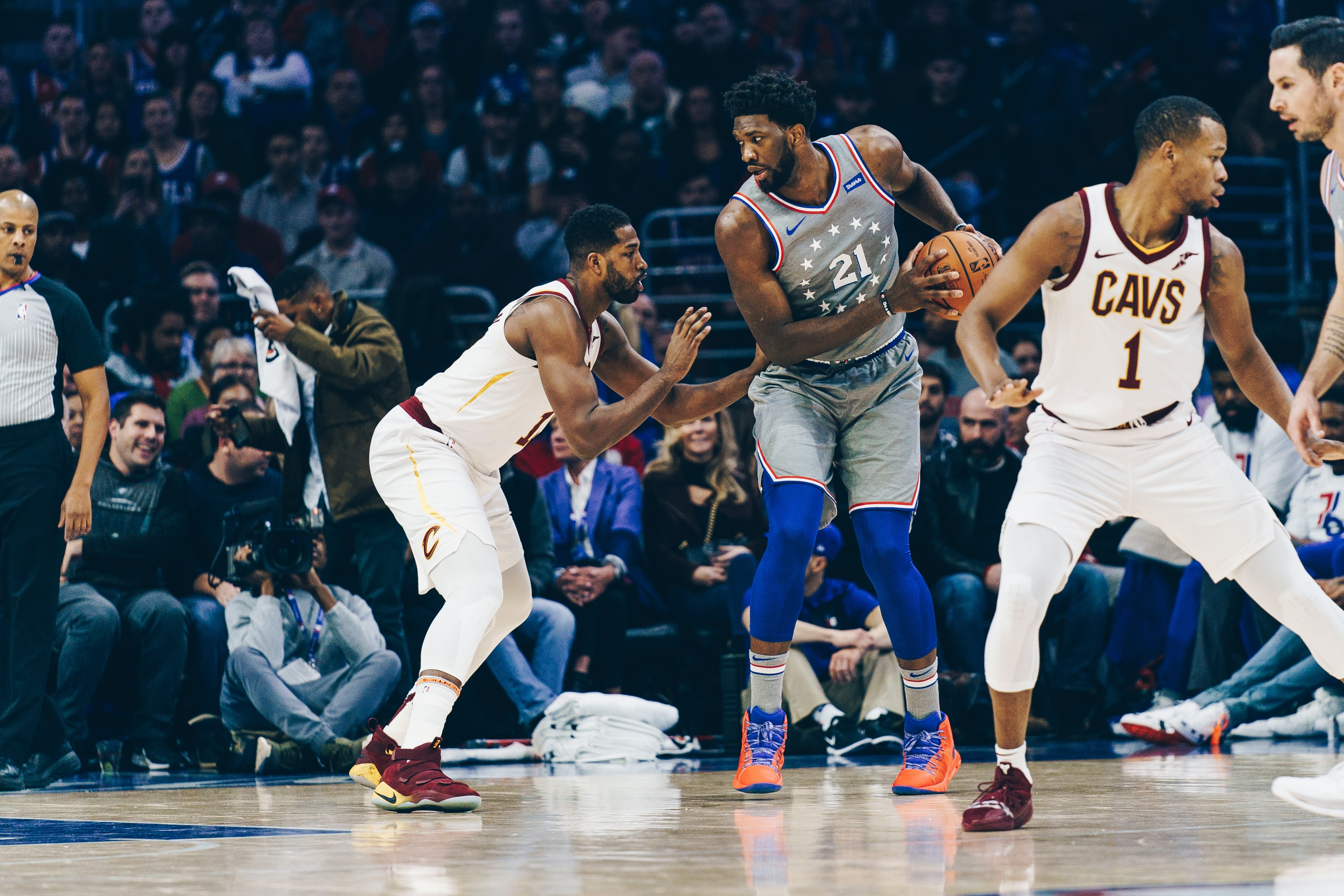 Lakers Vs Cavaliers 2019 >> Photos | 76ers vs Cavaliers (11.23.18) | Philadelphia 76ers