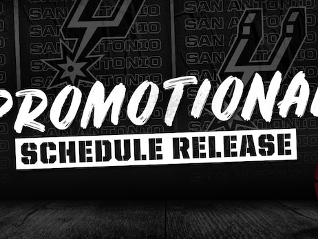 PREMIUM GIVEAWAYS HIGHLIGHT SAN ANTONIO SPURS 2019-20 PROMOTIONAL SCHEDULE