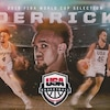 Derrick White Named to 2019 USA Basketball Men's World Cup Team