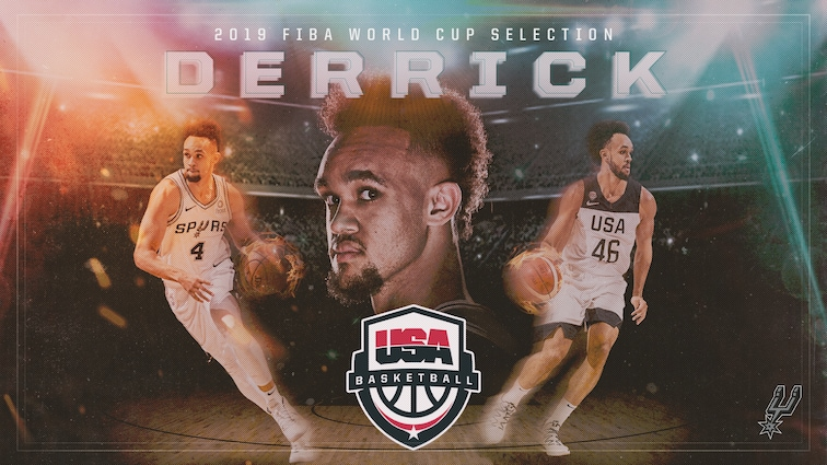 Derrick White Named To 2019 Usa Basketball Men S World Cup