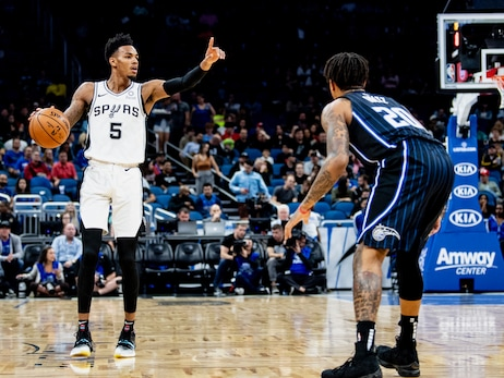 Photos: Spurs vs. Magic 11/15