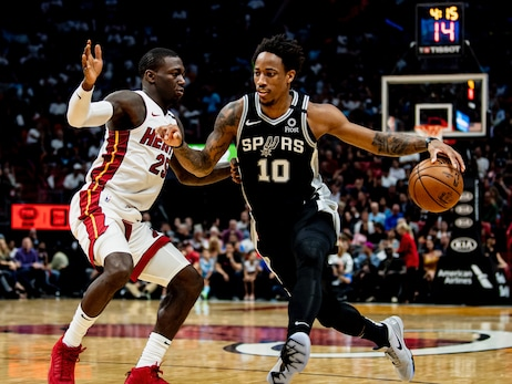Photos: Spurs vs. Heat 1/15