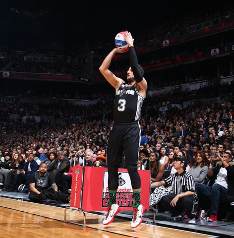 Marco Belinelli  NBA All Star Saturday 3Point Contest