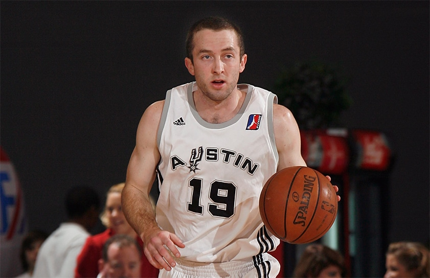 Austin Spurs Name Blake Ahearn As Head Coach