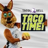 TACO BELL® TO GIVE FREE TACOS ALL DAY ON TUESDAY AND THURSDAY SPURS GAMEDAYS