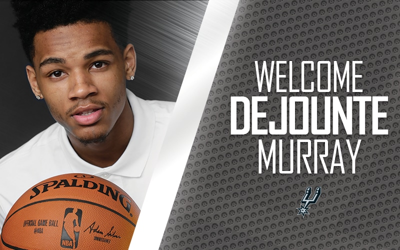 Dejounte-welcome